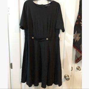 New Eloquii dress.